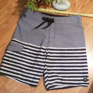 Rusty broad shorts 31